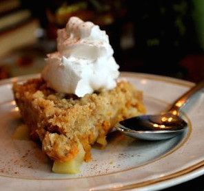 Dutch Apple Pumpkin Crisp