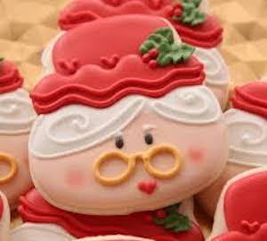 Mrs. Claus' Cookies
