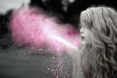 Pink Pixie Dust
