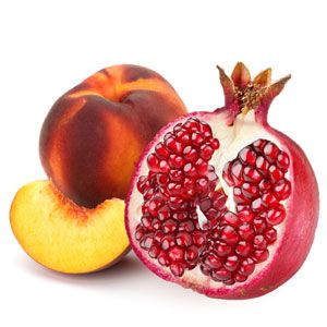 Pomegranate Peach