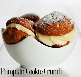 Pumpkin Cookie Crunch